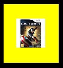 Captain America: Super Soldier (Wii) Nintendo Wii Brand New