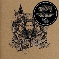 THE WHITE BUFFALO - ONCE UPON A TIME IN THE WEST (DELUXE EDITION)   CD NEW+