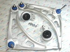 E46 323i 325i 328i Z4 2 Front Lower Control Arms & 2 Bushings With Retainers