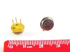 RFM rf Monolithics Inc. resonador de Sierra de RO2021 418.05 Mhz TO39-3 2 piezas OM0087