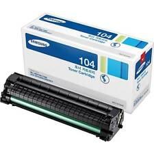 Samsung MLTD104S Black Toner Cartridge for  ML1655 ML1660 ML1661 ML1665 ML1666M