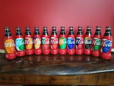 Coca cola scegli dal menu bottiglie Zero EURO 2020 Coke bottles 2021 Europei