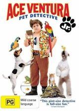 ACE VENTURA: PET DETECTIVE JR – DVD AUSTRALIAN REGION 4