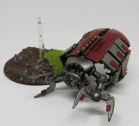 Necron Canoptek Tomb Spider (OOP) painted Warhammer 40,000 Games Workshop metal