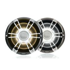 FUSION SG-FL772SPC 7.7 280 Watt Coaxial Sports Chrome Marine Speaker with CRGBW