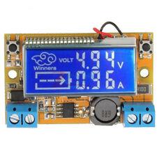 Regulador de voltaje Doble pantalla dc-dc 5-23 V a 0-16.5 V 3a pantalla LCD