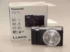 Panasonic Lumix DMC-TZ71 EG mit Leica DC-Vario Elmar in silber zum KNÜLLERPREIS