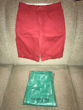 2 Pair Boys Bottoms - size 12/12S - Lands' End, The Children's Place - Nwt, New