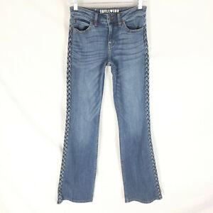 NEW Idyllwind Fueled By Miranda Lambert Jeans Size 0 Bootcut