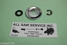 NEW OEM Poulan / Sears-Craftsman Clutch Washer / Clip Kit, 530071945, PP4218 SAW