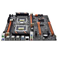 1X(X79 Dual CPU Motherboard LGA2011 Motherboard DDR3 REG ECC USB3.0 Sata3.0 X7A1