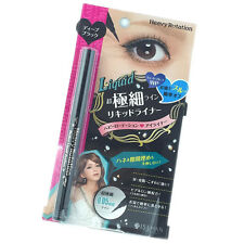 [US SHIP+TRACK] Isehan Kiss Me Heavy Rotation Perfect Liquid Eyeliner N Black