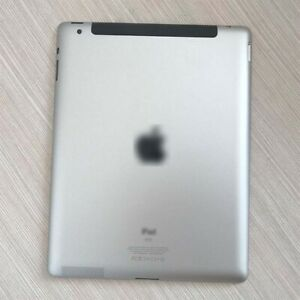 Replacement Back Cover Rear Housing For iPad 2 2nd Gen 3G WiFi Model A1396 64GB
