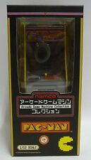 NAMCO ARCADE MACHINE COLLECTION PAC-MAN DETAILED MINIATURE SIZE