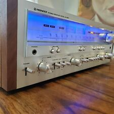 New ListingPioneer Sx-850 Stereo Receiver excellent overall shape. Serviced last year!