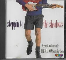 The Shadows ‎– Steppin' To The Shadows  CD 1993