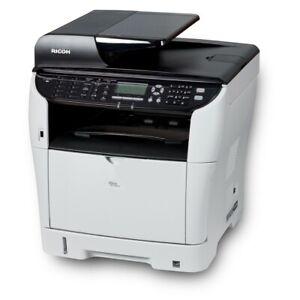 Ricoh Aficio SP 3510SF All-In-One Laser Printer
