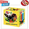 Set 4 Bing's Little Library Book Mini Board Books Babies Children Toddlers Gift