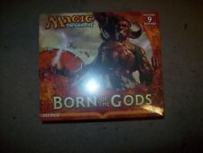 BORN OF THE GODS MTG FAT PACK STILL SEALED 9 PACKS FREE SHIPPING WITH TRACKING