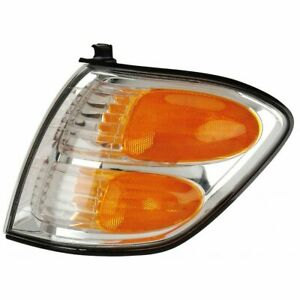 LH Left Drive side Side Marker Lamp fits 2001 2002 2003 2004 Toyota Sequoia