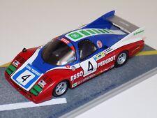1/43 Bizarre  WM Peugeot  #4 1981 24 Hours of LeMans  BZ197