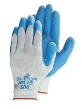 Showa Best Atlas 300 Rubber Dipped Work Gloves, Various Quantities & Sizes