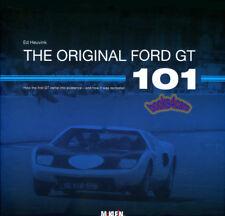 FORD GT ORIGINAL BOOK 101 GT40 HEUVINK