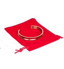 Hair Tie Bracelet - Rose Gold Stainless Steel Cuff