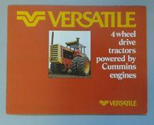 Versatile Prospekt 1979