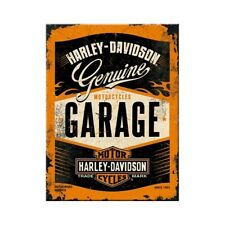 Harley Davidson Magnet Garage Souvenir Kühlschrank Fridge 8cm