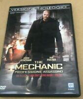 THE MECHANIC, jason statham ben foster - DVD ex-noleggio