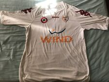 AS Roma Jersey (Away) - 2007/2008 - Kappa - 80 years Special