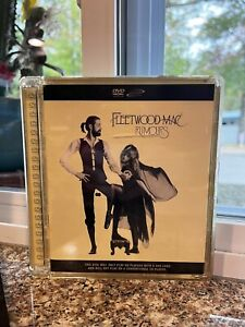Fleetwood Mac Rumours DVD-A DVD Audio Dolby 5.1 Surround Sound OOP