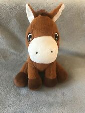 Asda Horse Plush Soft Toy 11""