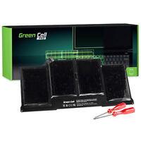 Green Cell Batterie A1405 A1496 pour Apple MacBook Air 13 A1466 A1369 54Wh