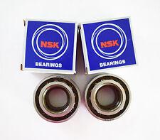 2 NSK Japanese Front Wheel Bearing 90369-38003 / 514002 for  NISSAN / TOYOTA
