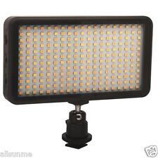 228 LED Video Licht Lampe Platte dimmbar 2000LM für DSL Kamera DV Camcorder n5v1