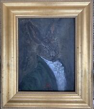 original oil painting on canvas signed framed