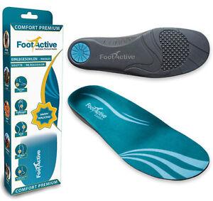 FootActive COMFORT PREMIUM - Einlegesohlen speziell bei Fersensporn.
