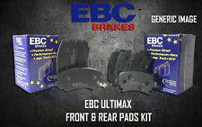 FRONT BRAKE PAD FITTING KIT PINS FITS BPF0040B TOYOTA LANDCRUSIER 3.0 D4 09