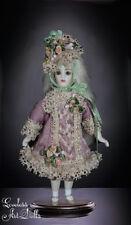 Mignonette Porcelain Doll Antique Repro BJD BruJne French Patricia Loveless Art