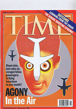 AGONY IN THE AIR / SCHOOL SHOOTING EPIDEMICTime magazineMar192001