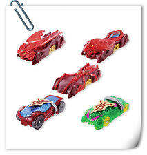 【SET OF 5】 Masked Kamen Rider Drive Shift SG Shift Car Part 8 CANDY TOY NOT DX