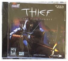 THIEF THE DARK PROJECT (PC) BRAND NEW SEALED - FREE U.S. SHIPPING