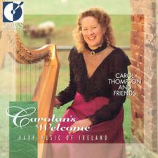 Sean O Riada : Carolan's Welcome: Harp Music of Ireland CD (2010) ***NEW***