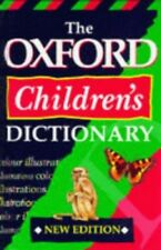 OXFORD CHILDREN'S DICTIONARY Paperback Book The Cheap Fast Free Post