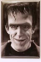 "Munsters MAGNET 2"" x 3"" Refrigerator Locker Vintage Photo Lily Herman Image 5"