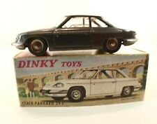 Dinky Toys F n° 524  PANHARD PL 24 coach 24C en boîte