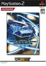 Used PS2 Gradius V Konami SONY PLAYSTATION JAPAN IMPORT