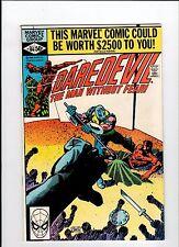Marvel DAREDEVIL #166 1980 NM Vintage Comic